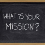 (Personal) Mission Statements: Step Zero Point Five