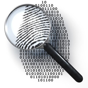 Digital Forensics Fingerprint