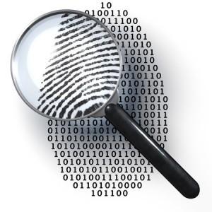 Digital Forensics Fingerprint